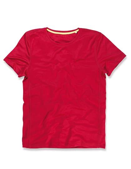 active dry polyester sport t shirt online bedrucken lassen. Black Bedroom Furniture Sets. Home Design Ideas